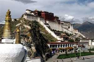 Лучшие места для медитации. Тибет. Лхаса.