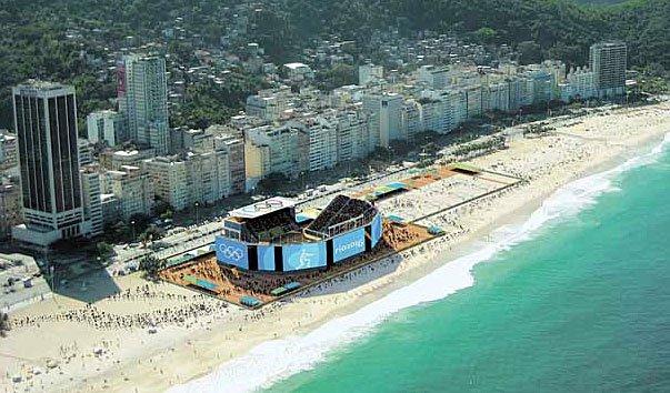 Олимпийский парк, Рио де Жанейро