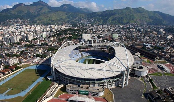 Олимпийский стадион Жоао Авеланж, Бразилия, Рио де Жанейро
