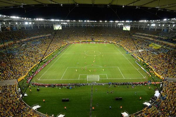 Стадионы Чемпионата мира по футболу 2014 в Бразилии