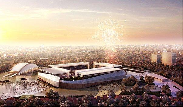 Стадион Арена Пантанал, Бразилия, Мату-Гросу