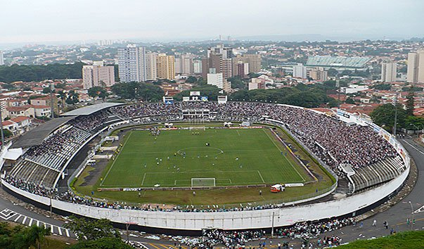 Стадион Мойсес Лукарелли, Бразилия, Сан-Паулу