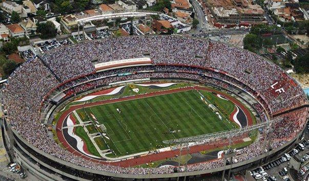 Стадион Морумби, Сан-Паулу
