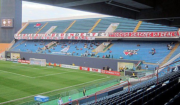 Стадион Палестра, Бразилия, Сан-Паулу