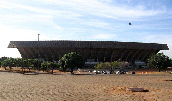Стадион имени Мане Гарринчи, Бразилия, Бразилиа