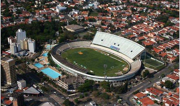 Стадион Brinco de Ouro, Бразилия, Сан-Паулу