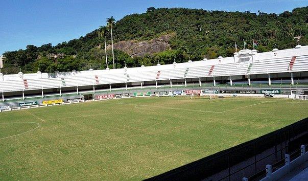 Стадион Laranjeiras, Бразилия, Рио де Жанейро