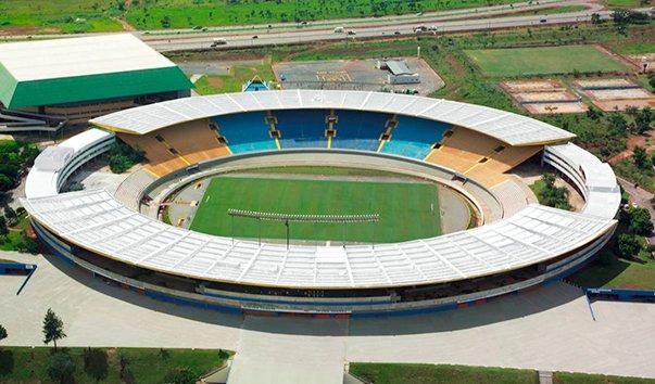 Футбольный стадион Serra Dourada, Бразилия, Гояния
