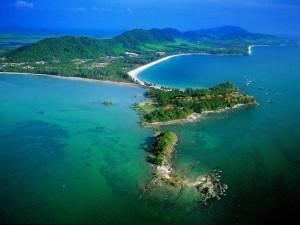Ланта – молодой курорт Таиланда.