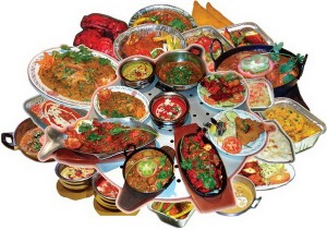 Самые популярные кухни мира