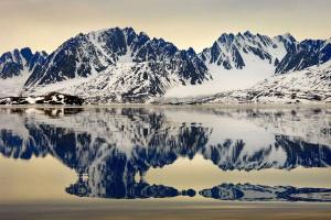 Архипелаг Шпицберген: в царстве льда