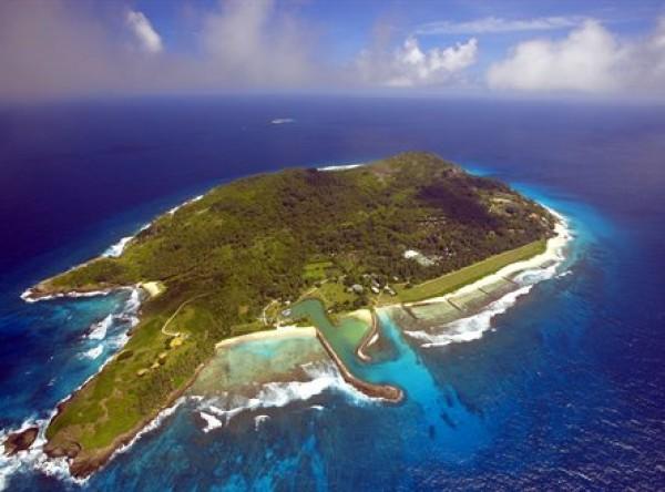 Фрегат, Сейшельские острова
