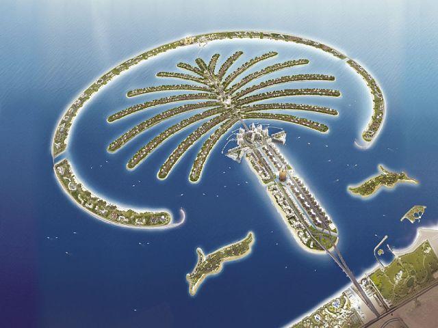 Пальма Джумейра, Объединенные Арабские Эмираты