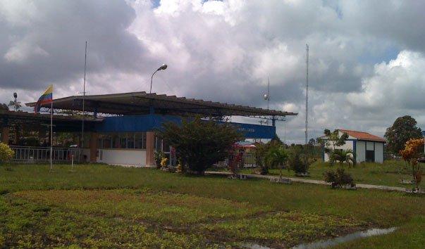 Аэропорт Гуапи
