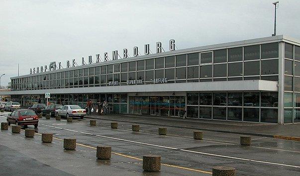 Аэропорт Люксембург-Финдел