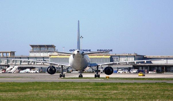 Аэропорт Остенде-Брюгге