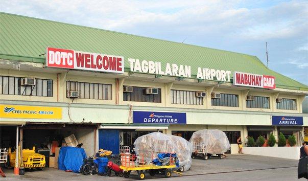 Аэропорт Тагбиларан