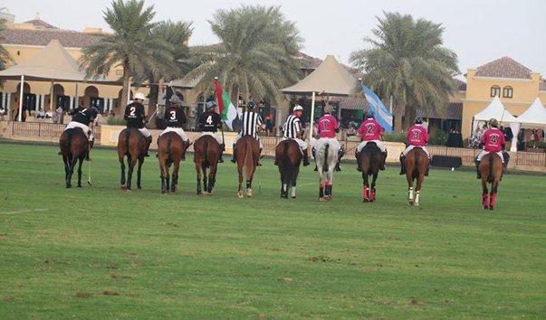Академия поло Дубая