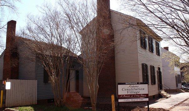Алабамская Деревня Конституции