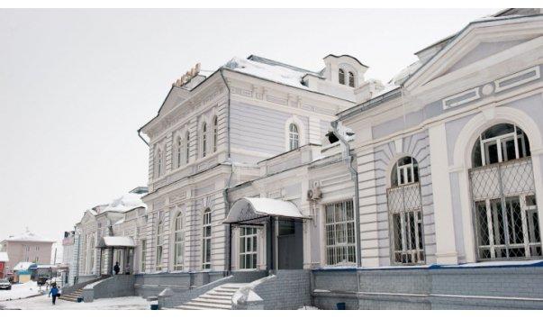 Александровский железнодорожный вокзал
