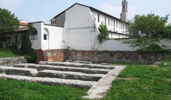 Амфитеатр Милана