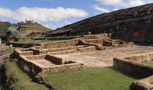 Археологический памятник Фуэрте-де-Самайпата