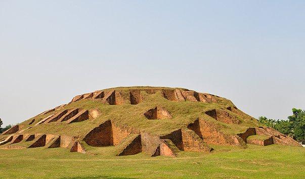 Археологический памятник Mahasthangarh