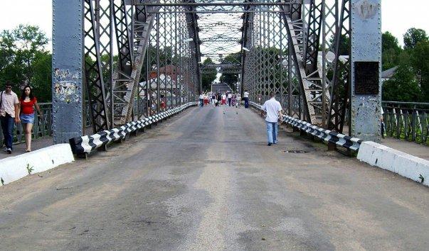 Арочный мост Белелюбского