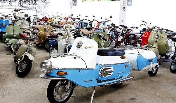 Автомобильный музей Jesada