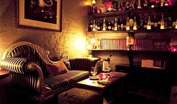 Бар Andaluz Bar & Tapas