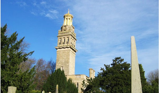 Башня Бекфорд