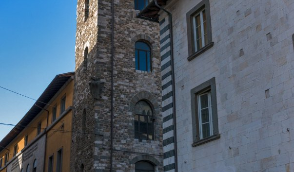 Башня Катилины (Torre di Catilina)