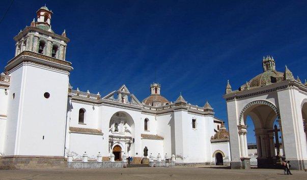 Базилика Богоматери Канделария Копакабана