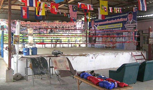 Боксерский центр Sor. Wisarut Muay Thai Gym