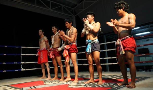Боксёрский зал Sumalee