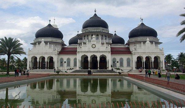 Большая мечеть Baiturrahman