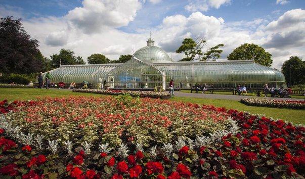 Ботанические сады Глазго