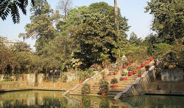 Ботанический сад Baldha