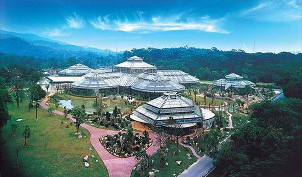Ботанический сад Южного Китая