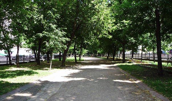 Чистопрудный бульвар