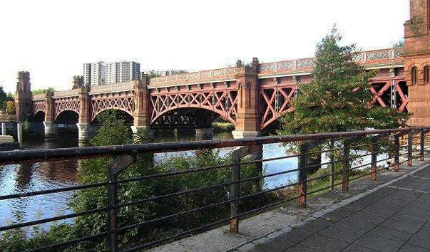 City Union мост