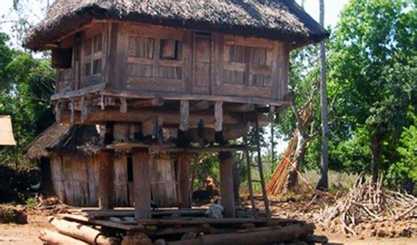 Деревня Иралфаи