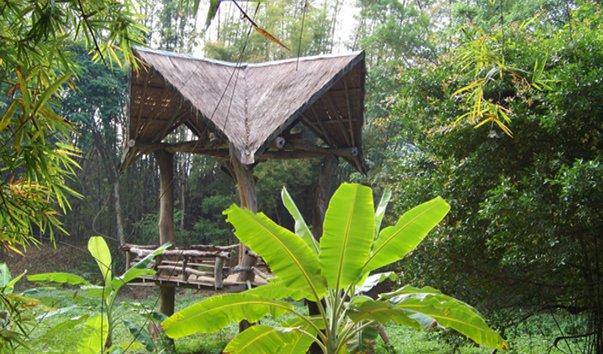 Деревня Mon Tribal