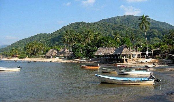 Деревня Quimixto