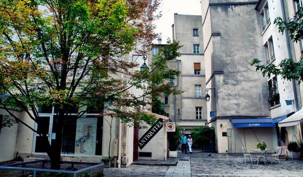 Деревня Сен-Поль