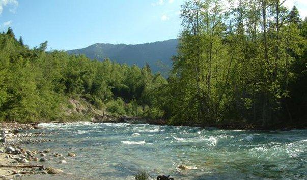 Долина реки Дамхурц