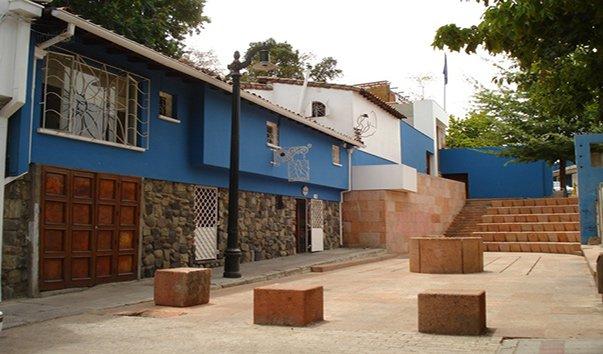 Дом Пабло Неруды «Ла Часкона»