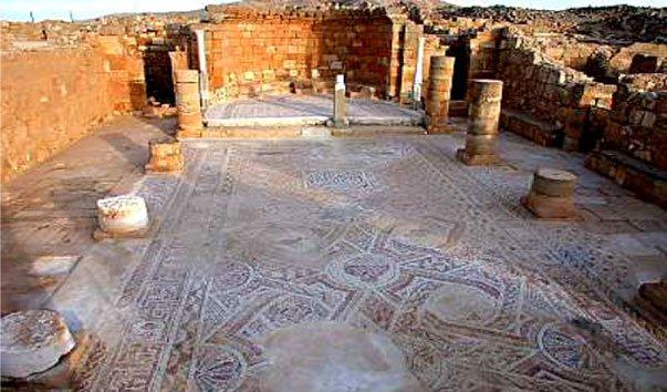Древний город Сепфорис