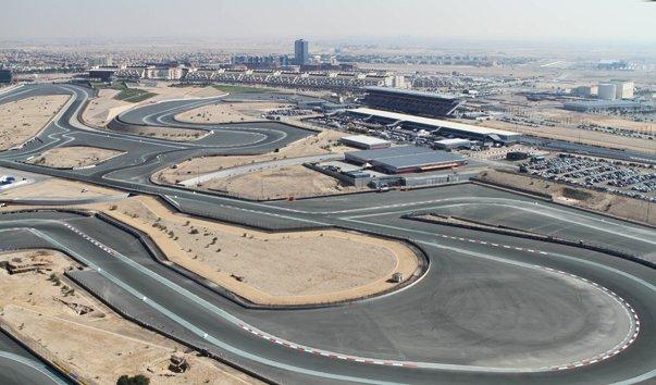 Дубайский автодром
