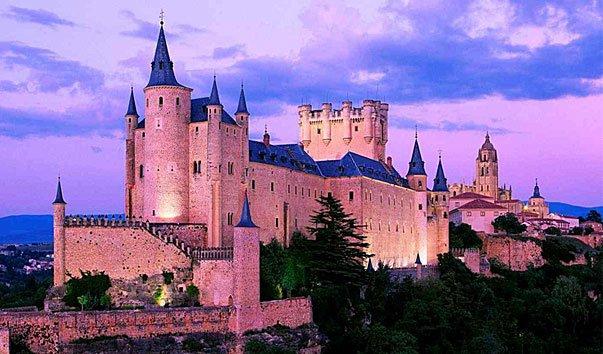 Дворец Алькасар Христианских Королей